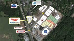 Brunswick Ga Zip Code Map by Aspen Dental U0026 Mattress Firm Retail Nw Corner Of Golden Isles