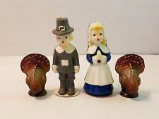 pilgrim candles thanksgiving vintage thanksgiving pilgrim boy girl ebay