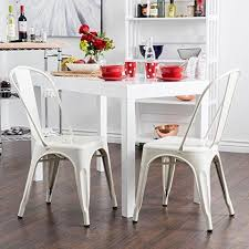 Tolix Dining Chairs Mid Century Modern Style Dining Chairs Modhaus Living