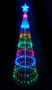 twinkle light christmas tree walmart diy twinkle ice led tree outdoor light calculator installation kit