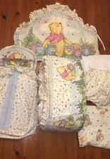 winnie the pooh u0026 friends crib unisex nursery bedding ebay