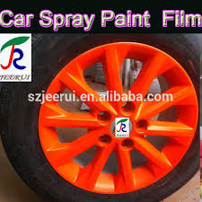 car spray paint film 400ml car wheel modification wheel hub spray
