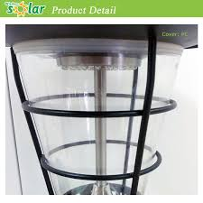 Solar Outdoor Light Fixtures by Stainless Steel Wall Lamp Outdoor With Solar Panel House Lights