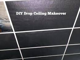 painted drop ceiling painting suspended ceiling tiles trend how to hang things from a drop ceiling painted drop ceiling