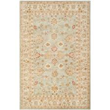 Safavieh Cowhide Rugs Safavieh Antiquity Grey Blue Beige 6 Ft X 9 Ft Area Rug At822a 6
