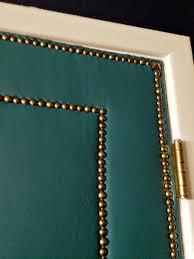 Martha Stewart Upholstery Fabric Upholstering A Door