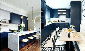 cuisine mur bleu cuisine bleu canard cuisine canard cuisine blanche et bleu canard
