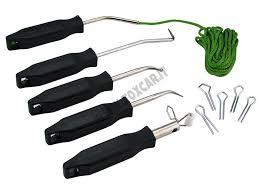 attrezzi carrozziere raschietto elimina adesivi per carrozzeria foxcar