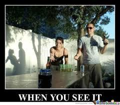 Beer Pong Meme - awesome beer pong shadow win by mynameisjason meme center