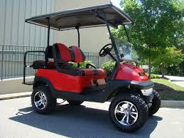 electric golf carts king of carts