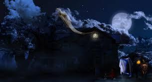 halloween night moon wallpaper holidays wallpaper better