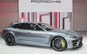 porsche hatchback 2 door porsche panamera sport turismo concept first look automobile
