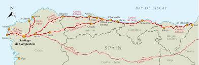 Camino De Santiago Map 2016 U2026the Next Camino Trepidatious Traveller U2013 Camino Blog
