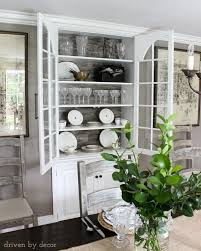 Dining Room With China Cabinet by House Tour Dining Room Driven By Decor