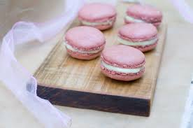 pink velvet grasshopper macarons and 1 000 cooks for the cure