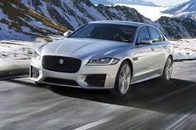 jaguar gets a grip with new all wheel drive xf by car magazine