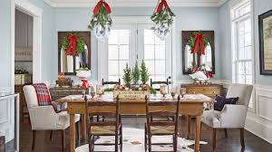 nice christmas table decorations christmas dining table centerpieces zachary horne homes dining