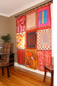 Dollar Tree Curtains Spice Up Your Space Diy Scarf Curtains You Can Pick Them Up At