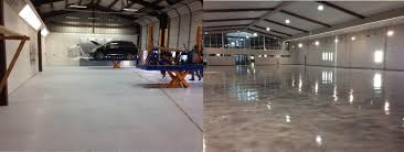 Industrial Concrete Floor Coatings Garage Epoxy Flooring Austin Tx Foster Hi Tech Floors