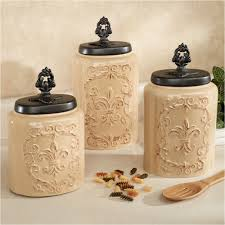 Kitchen Ceramic Canisters Kitchen Canister Sets Ceramic 21 Trendy Interior Or Image Of And