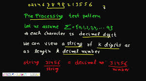 pattern matching algorithm in data structure using c programming interview rabin karp algorithm for string matching