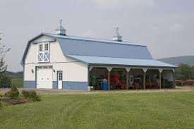 Garages That Look Like Barns by Pricing Timberline Buildings