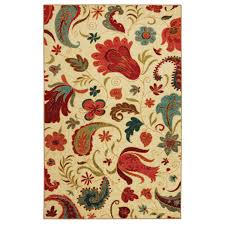 Mohawk Accent Rugs Decorating Multi Color Medallion Mohawk Rugs For Captivating