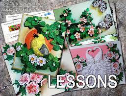 quilling designs tutorial pdf three quilling lessons demo pdf art tutorial digital book