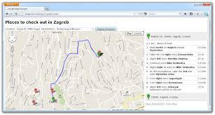 Google Maps By Coordinates Domagojsalopek Com Display Locations From A Database On A Map