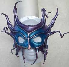 lesson plan leather mardi gras masks class ceramics and