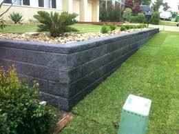 Retaining Wall Ideas For Gardens Garden Wall Ideas Ecofloat Info