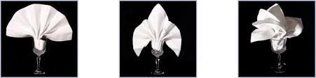 how to make table napkins napkin folding