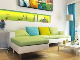 Yellow Leather Sofa by Yellow And Brown Living Room Ideas Black Modern Wall Lamp Recessed