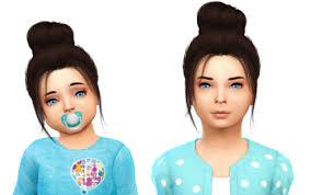 sims 4 kids hair sims 4 kids hairstyles tumblr