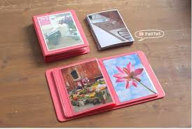 wallet size photo album new arrival free shipping mini size photo album for instax mini