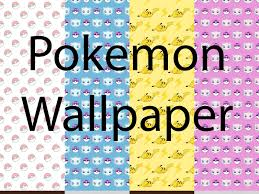 jdawglivin u0027s pokemon wallpaper 1