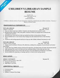 Library Resume Sample by Good Luck With The U003ca Href U003d