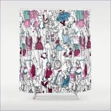 Marimekko Shower Curtains Bathroom Magnificent Cool Shower Curtains Canada Country