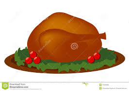 thanksgiving turkey platter royalty free stock photos image