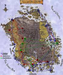 solstheim map solstheim fessic s favorites and other stuff