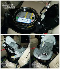 Car Upholstery Installation Orbit Baby G2 Review Car Seats For The Littles