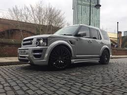 lifted land rover discovery land rover discovery 3 4 dynamic lr7 arctic edition conversion