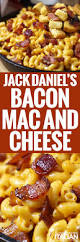 jack daniel u0027s smoky bacon mac and cheese with video
