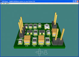 download pcb layout design software pcb design with tina