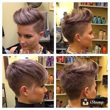 very short pixie hairstyle with saved sides short pixie haircut with shaved sides and mohawk hairstyles
