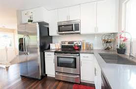 small kitchens with white cabinets 26 small kitchens with white cabinets designing idea
