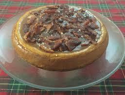 Gingersnap Pumpkin Cheesecake by Gluten Free Sea Salt Caramel Candied Bacon Maple Pumpkin