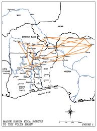 The Sahel Map Sahel Interior Tracing African Roots
