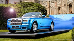 roll royce phantom drophead coupe rolls royce phantom drophead coupe waterspeed collection
