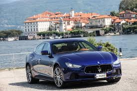 maserati blue 2016 maserati ghibli review carrrs auto portal